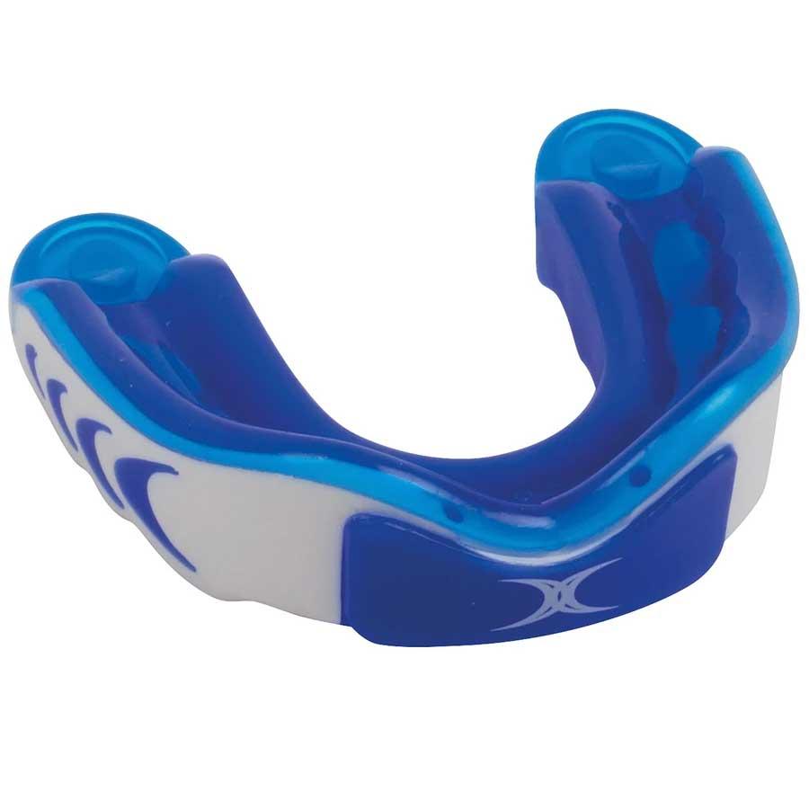 Protège-dents bi-matière